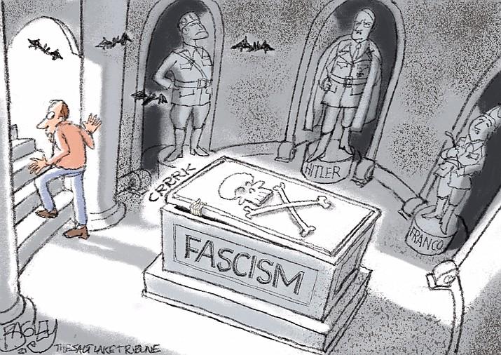 Editorial cartoon (2): June 7, 2021
