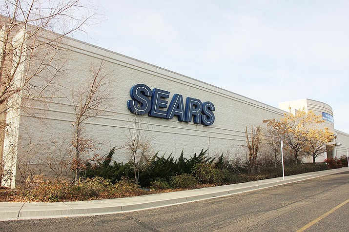 Espire Sports is planning to convert the former Sears building at the Gateway Mall in Prescott into a pickleball complex.  (Courier file photo)