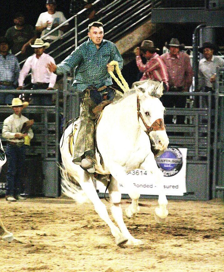 The Turquoise Circuit Finals Rodeo recently partnered with the Camp Verde Arena Association to play host to the 2021 Finals, scheduled from Thursday through Saturday, Nov. 4-6. The rodeo wraps with two performances, including a matinee performance, on Nov. 6. VVN File photo