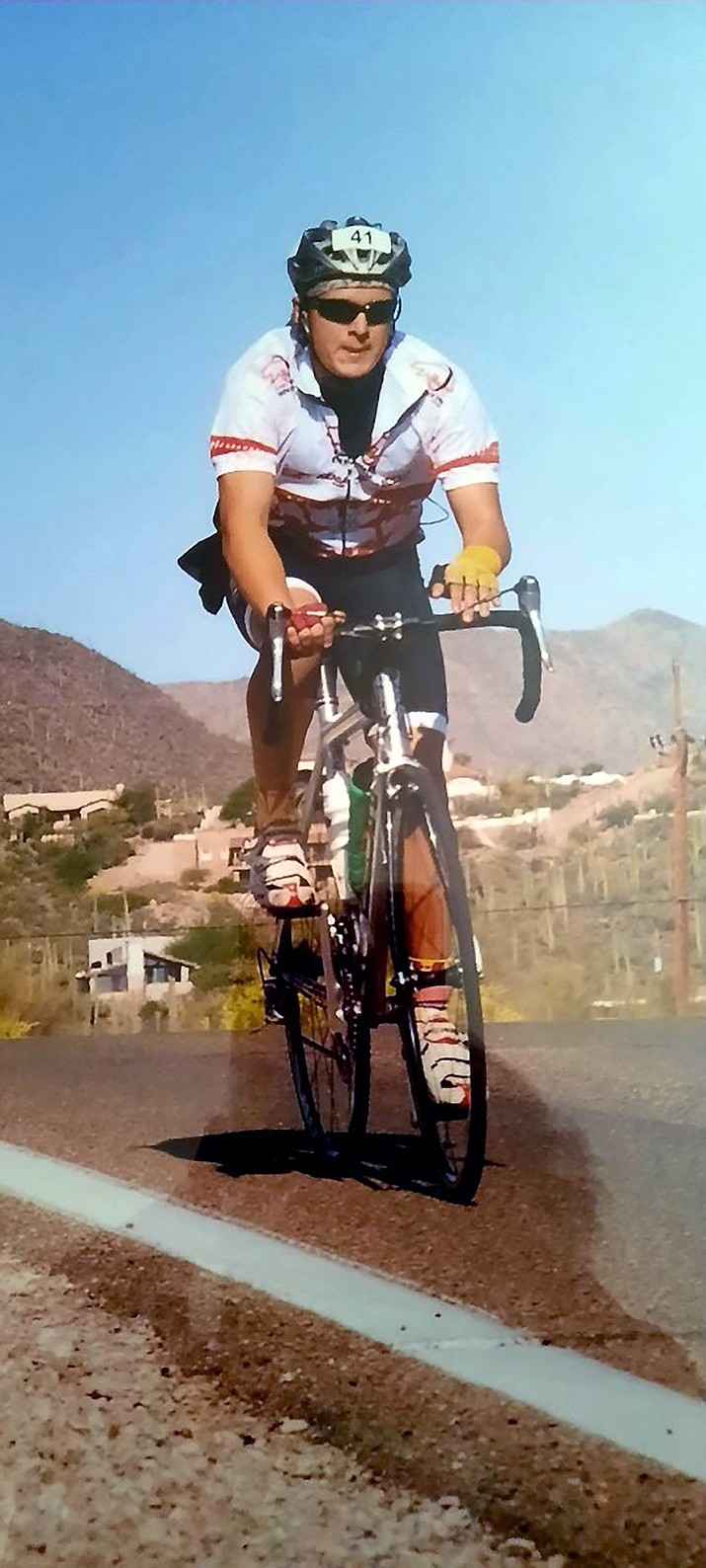 Jacob Guerrero, 31, of Tucson was a free-spirit who loved long-distance bike rides and much more. He was experimenting with marijuana and cocaine, and assured his mother he wasn't an addict and was cautious about what he ingested. (Courtesy photo)
