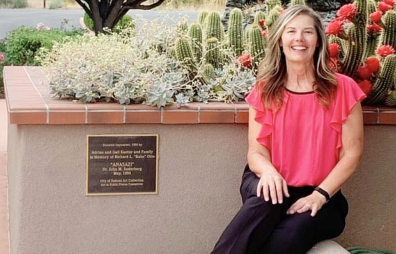Dawn Norman is Sedona's the new parks and recreation manager after working as the city's aquatics supervisor for the past four years. Courtesy photo