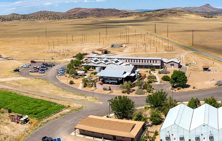 The Yavapai College campus, 2275 Old Home Manor Drive in Chino Valley, is holding an open house from 10 a.m. to noon on Saturday, June 12, 2021. (Yavapai College/Courtesy)