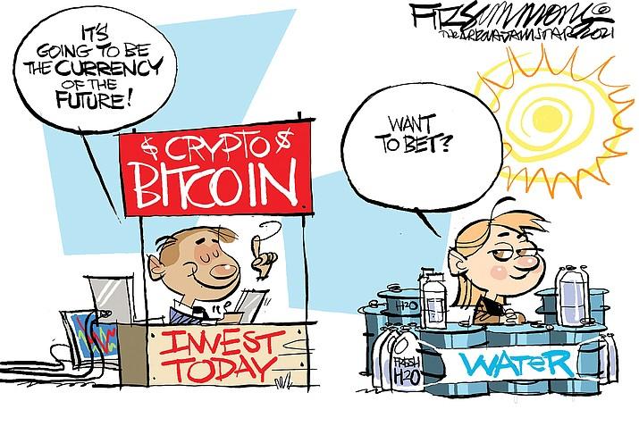 Editorial cartoon (1): June 8, 2021