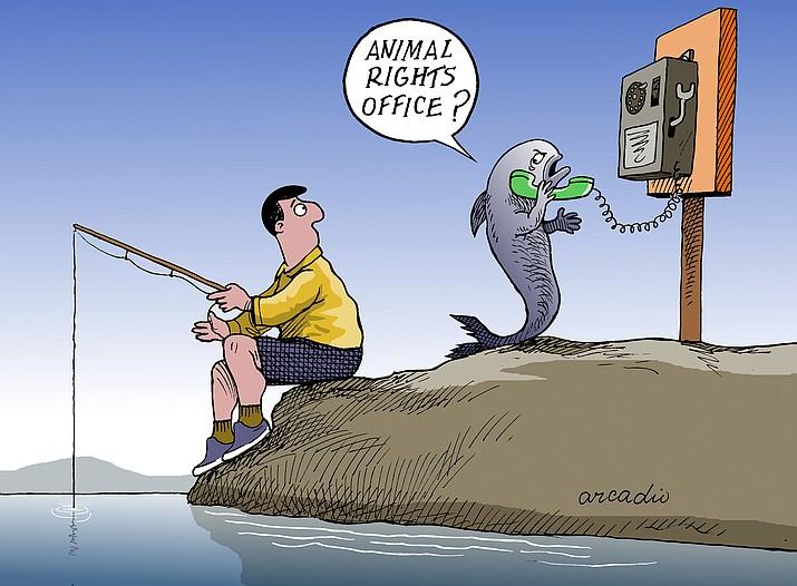 Editorial cartoon (2): June 8, 2021