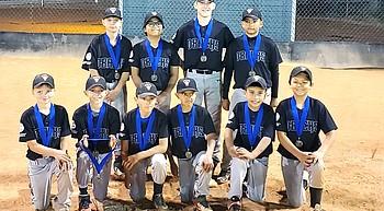 Williams Yankees win 2021 Tournament of Champions photo