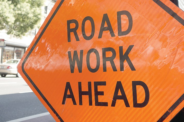 Beginning June 14 and running through Oct. 5, 2021, Yavapai County will be performing road work on Williamson Valley Road between W. McIntosh Drive and N. Bridle Path. (Courier file photo)