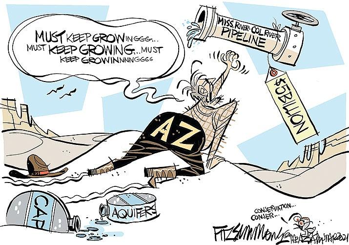 Editorial Cartoon   June 11, 2021