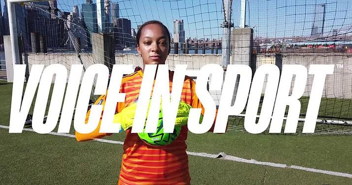 Voice In Sport Facebook image