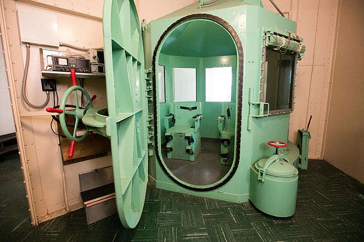 Arizona has refurbished its gas chamber so it will work if any of the prisoners on death row choose that form of execution. The gas chamber at San Quentin prison in California is pictured. (California Department of Correction and Rehabilitation photo/Public domain)