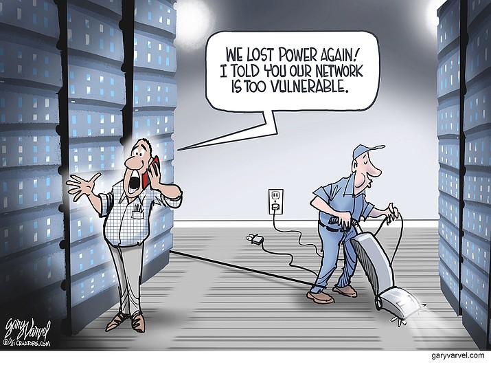Editorial cartoon (1): June 11, 2021