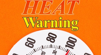 Excessive heat warning issued for Arizona photo