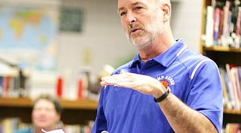 Camp Verde School Board names Hicks administrator-in-charge photo