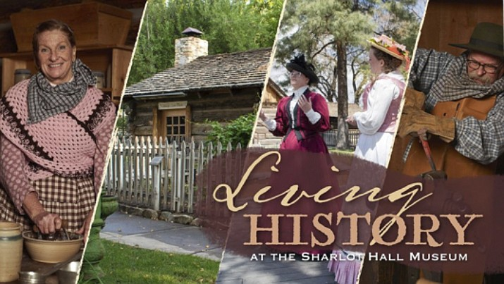 The Museum is located at 415 West Gurley Street in downtown Prescott, two blocks west of the Courthouse Plaza. For more information, go to the Museum's website at www.sharlothallmuseum.org or call 928-445-3122.