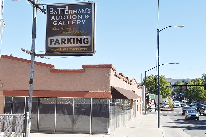"""The longtime Disabled American Veterans (DAV) """"Trift"""" Store at 730 Fifth St. in Prescott isn't going anywhere anytime soon, but it will soon have a sister store here at the former Batterman's Auction house, 400 W. Gurley St. (Courier file)"""