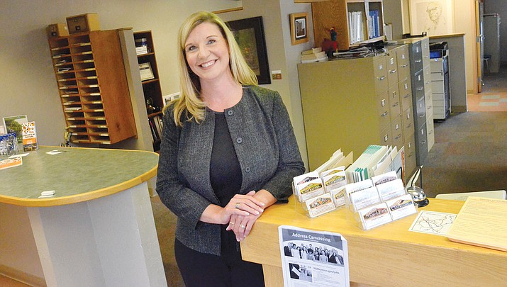 Tracie Hlavinka has resigtned as Clarkdale's town manager. Hlavinka recently resigned, effective July 8. A special meeting is scheduled for Tuesday regarding interim and permanent replacements. VVN file photo