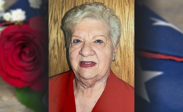 Christine Marie Johanna Guthrie died at the age of 98 on May 19, 2021, at Prescott Valley Samaritan Center.