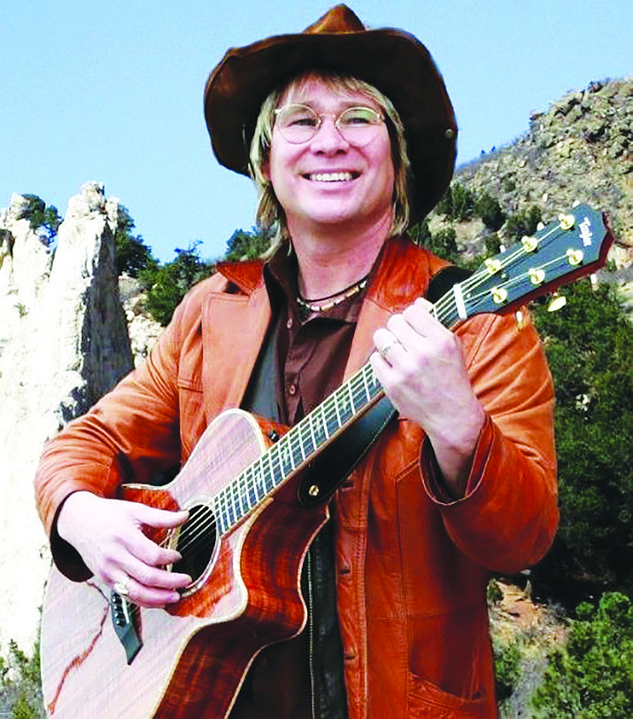 Ted Vigil will present a John Denver tribute Aug. 22 at Theatre on the Green in Prescott Valley. (Yavapai College/Courtesy)