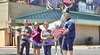 Fourth of July in Tusayan boasts drone show, live band and more photo