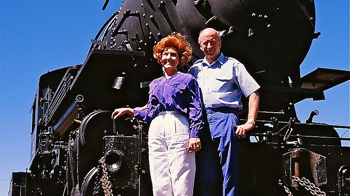 Pulling out of the station: Max and Thelma Biegert are remembered for reviving Grand Canyon Railway
