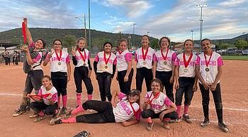 Ash Fork Rock Hounds win Little League softball Tournament of Champions photo
