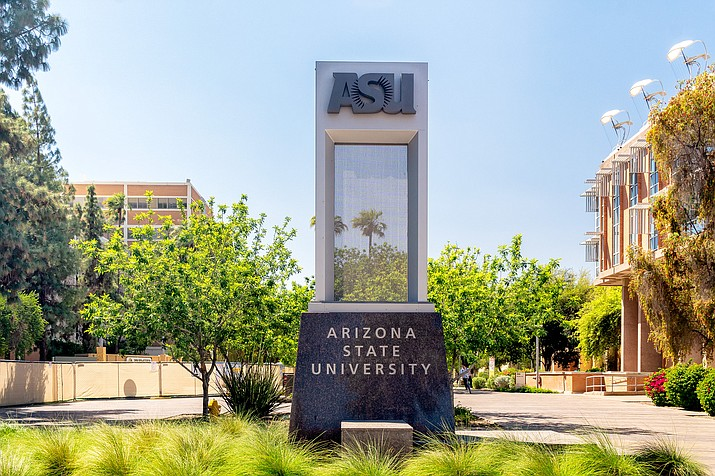 Gov. Doug Ducey's executive order barring the state's public universities and community colleges from requiring students to get a COVID-19 vaccine or submit their vaccination records is being met with mixed reviews by some ASU students and staff. Adobe stock photo