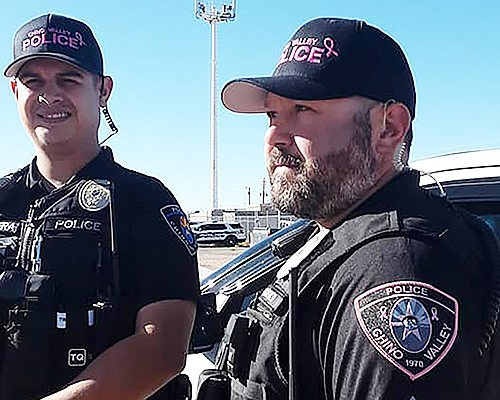 Chino Valley Police officers will have a chance to use Prop. 207 grant money to help combat speeding and impaired driving in the Town of Chino Valley. The grant award of $31,429.50 will cover the purchase of a BMW police motorcycle, which will be used to conduct traffic enforcement. (Courier file photo)