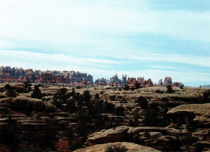 Needles District. (Ted Johnson/Courtesy)