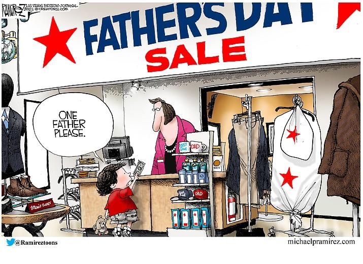 Editorial cartoon (1): June 21, 2021
