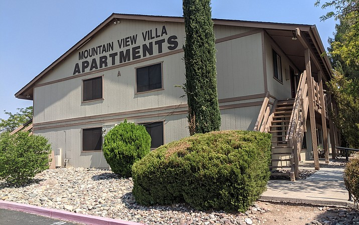 Of the approximately 2,100 apartment dwellings that exist in the Verde Valley, about two-thirds of them are located in Cottonwood. VVN/Dan Engler