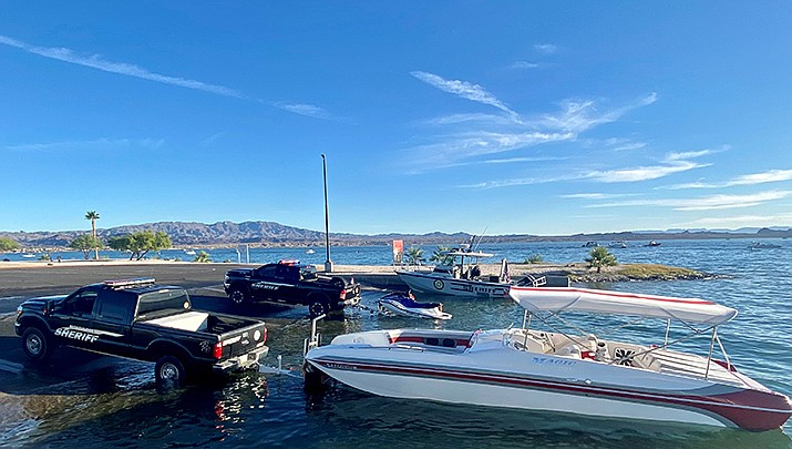 A 16-year-old California boy has died after suffering critical injuries when his personal watercraft collided with a boat on Arizona's Lake Havasu last weekend. (Courtesy)