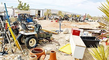 Dolan Springs crackdown prompted by surge in crime photo