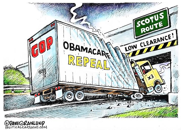 Editorial cartoon (1): June 22, 2021