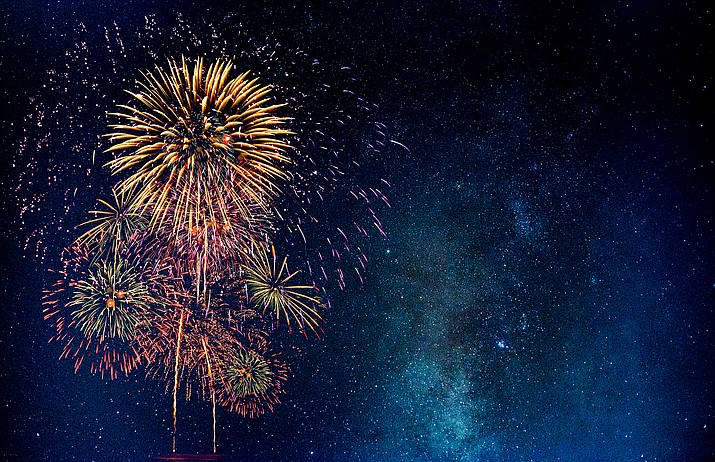 Williams Fire Department is hopeful conditions will be favorable for the return of fireworks to Williams this Fourth of July. (Stock Photo)
