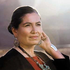 Ethel Branch received the 2021 Arizona American Indian Excellence In Leadership Woman of the Year Award June 18. (Photo courtesy of the Phoenix Indian Museum)