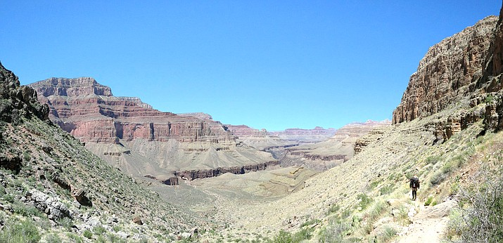 Michelle Meder, 53 of Hudson, Ohio died from heat related illness June 19 at Grand Canyon National Park. (Photo/NPS)