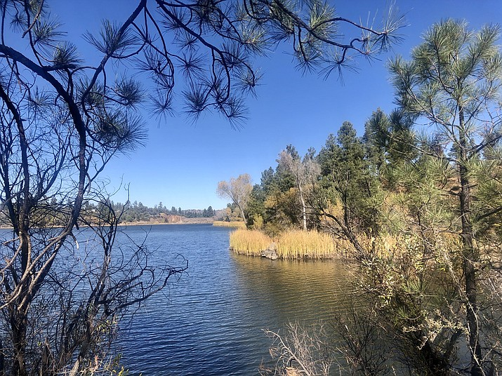 This undated file photo shows Lynx Lake in Prescott. Officials closed the Prescott National Forest on Friday, June 25, 2021, due to dry conditions and persistent wildfire activity in the state of Arizona. But, forest officials stated Friday that some areas remain open. (Courier file photo)