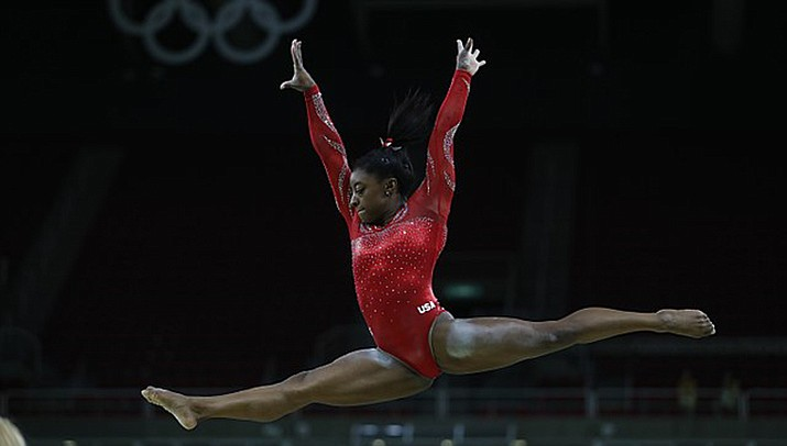 Simone Biles will lead the U.S. Women's Gymnastics in the upcoming Olympic games in Tokyo. (Photo by Fernando Frazao/Agencia Brasil, cc-by-sa-3.0, https://bit.ly/3w6yvaW)