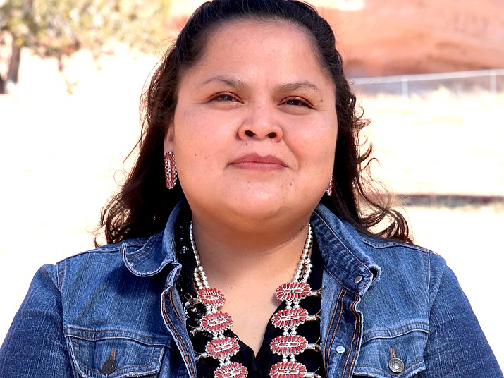 Reycita Billie was selected for the New Mexico Missing and Murdered Indigenous Women and Relatives Task Force. (Photo/OPVP)
