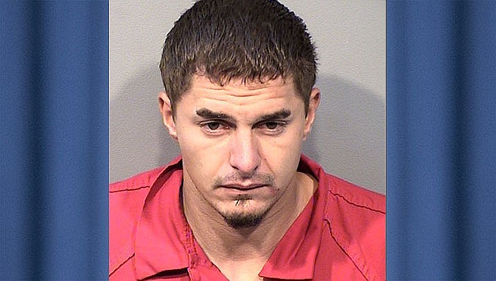 Michael Stapleton, 27, of Prescott Valley. (PPD/Courtesy)
