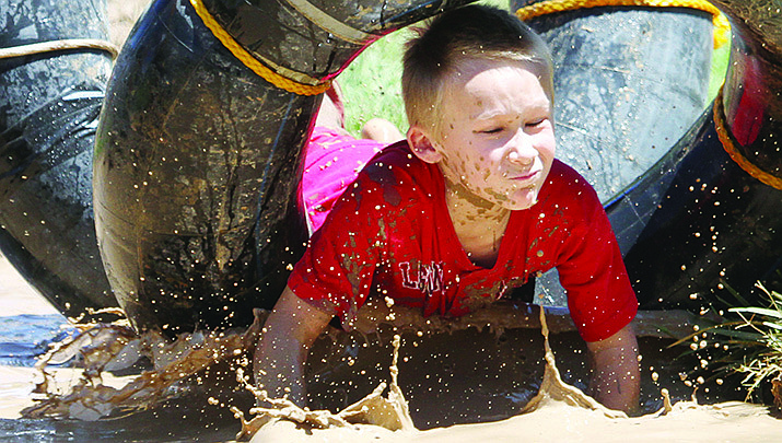 Mudmania is slated for Thursday, July 15 beginning at 10 a.m. at Firefighters' Memorial Park in Kingman. (Miner file photo)