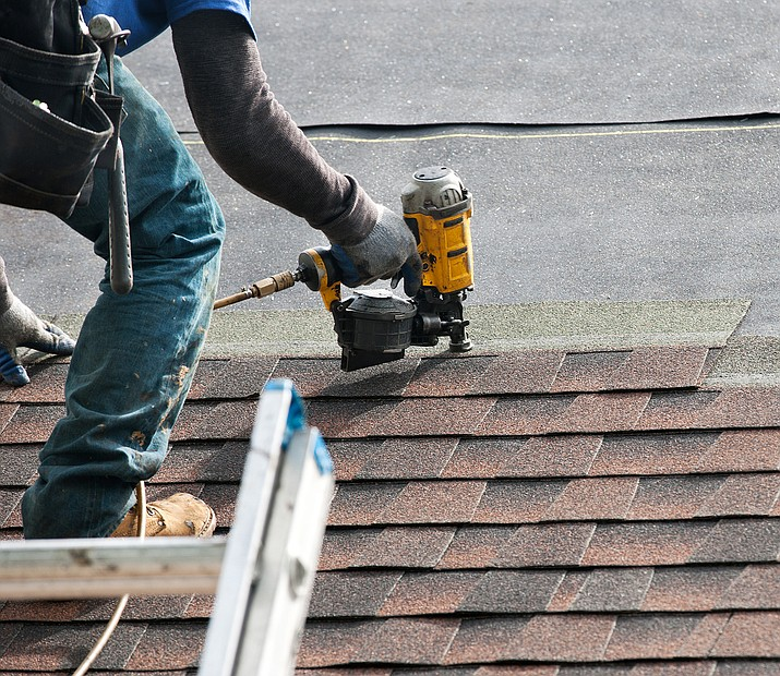 Finding a reliable contractor is the most important part of a roofing project. Being confident that you have selected the right roofing contractor will help ensure that you have a quality roof overhead and that your hard-earned money has been wisely spent. (Courier file)