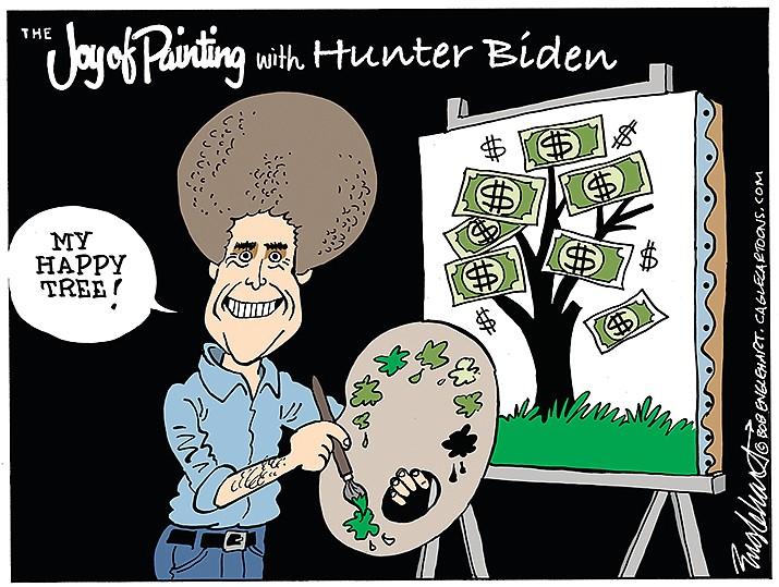 Editorial Cartoon | July 14, 2021