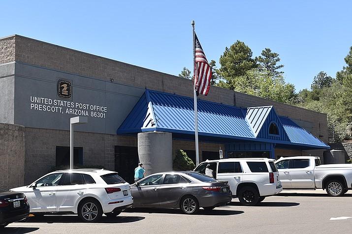 Shown is the Prescott post office. (Jesse Bertel/Courier file photo)