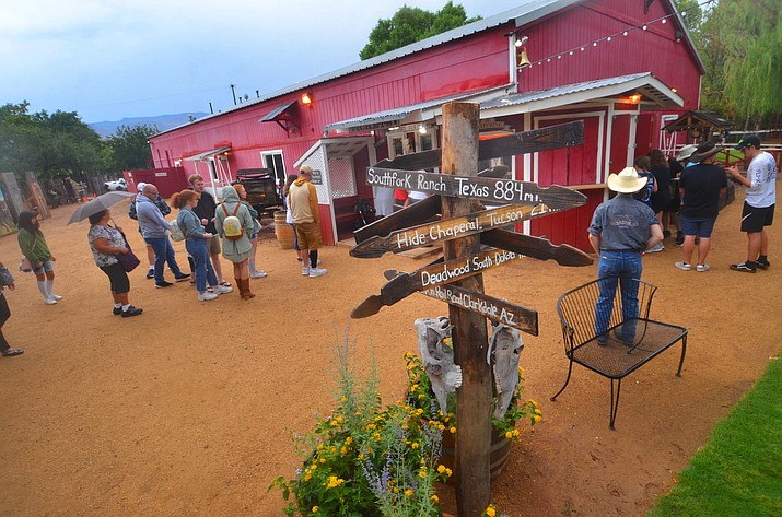 Blazin' M Ranch has reopened under new management as Ryan Glass and Leila Ranzi take over while Lori and Dan Mabery transition into retirement. (Vyto Starinskas/VVN)