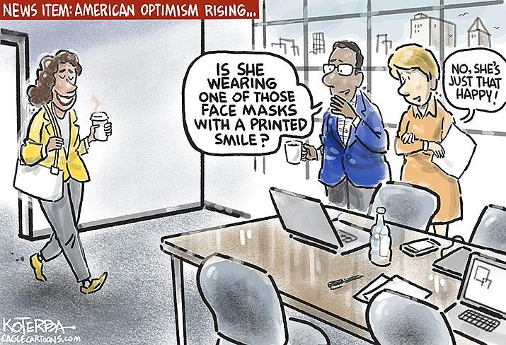 Editorial Cartoon | July 18, 2021