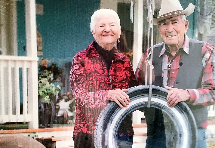 Oscar and Michele Andrade of Prescott are celebrating their 60th wedding anniversary. They were married July 17, 1951, in Phoenix, Arizona.