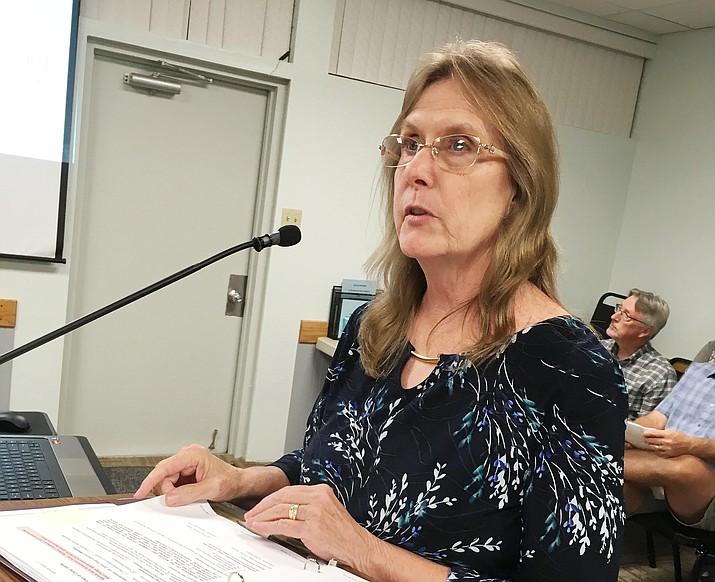Camp Verde Community Development Director Melinda Lee. (Independent file photo)