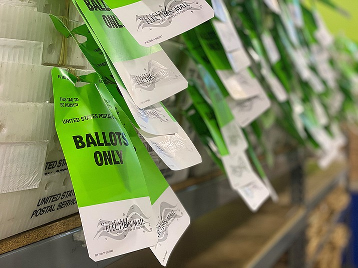 Auditors said this week that they have completed their review of more than 2 million ballots cast in Maricopa County in the 2020 general election, but still have questions before they can finish their report. But critics call the audit a politically motivated scam, and now a House Oversight and Reform Committee panel is investigating the probe. (Photo courtesy Maricopa County Elections Department)