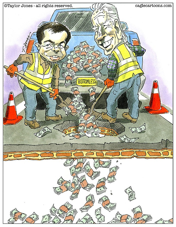 Editorial Cartoon | July 21, 2021