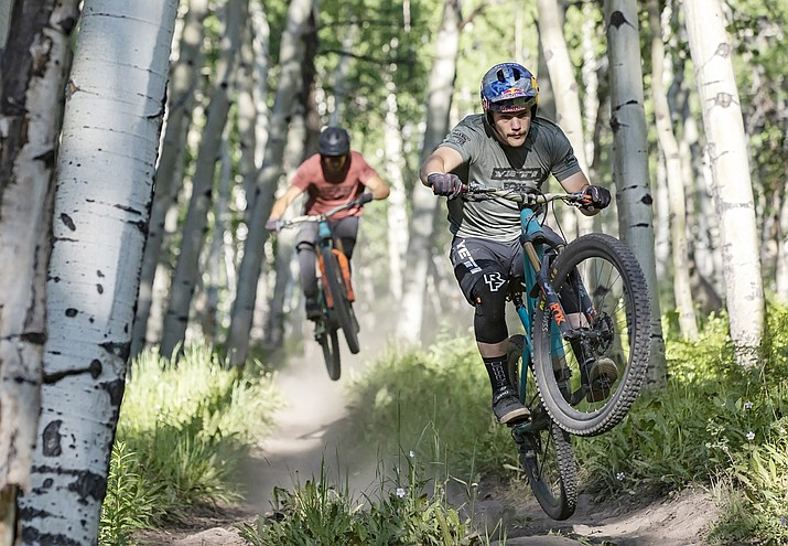 """""""A Biker's Ballad"""" explores the various disciplines of mountain biking in the birthplace of the sport, Crested Butte, CO. Ranging from Enduro to Cross Country to Freeride, the filmmakers at Matchstick leave no stone unturned. This is a bike movie for all riders and an ode to the deep rooted culture of the sport."""